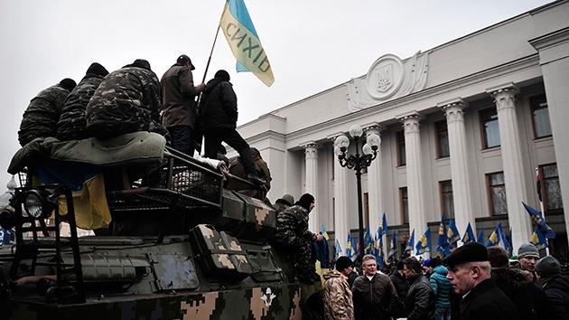 Reportes: Exsoladado israelí dirige a los rebeldes en Ucrania