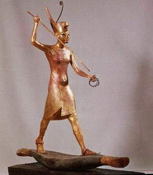 El arte de civilizaciones antiguas robado