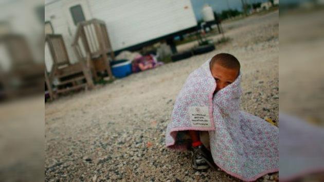 EE. UU.: El país de los sueños rotos... por el hambre