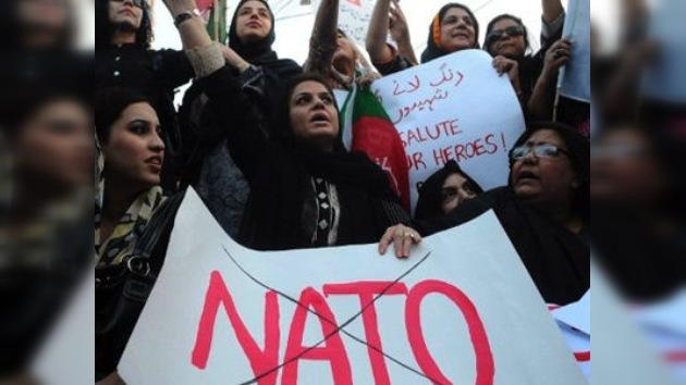 """Pakistán, irritado con la """"agresión flagrante y deliberada"""" de la OTAN"""