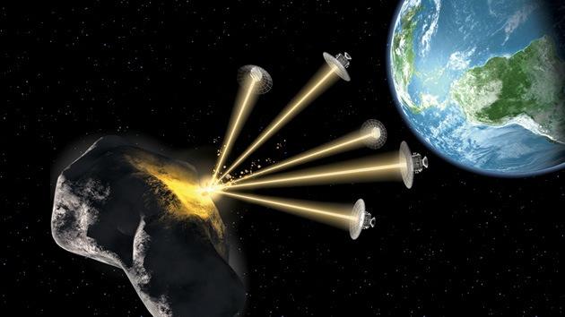Minería en asteroides: ¿de quién serán los ingresos?