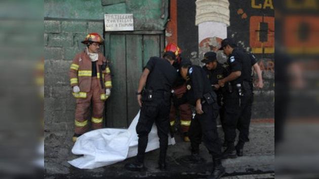 Guatemala responzabiliza al cártel mexicano de Los Zetas del asesinato de unos labriegos