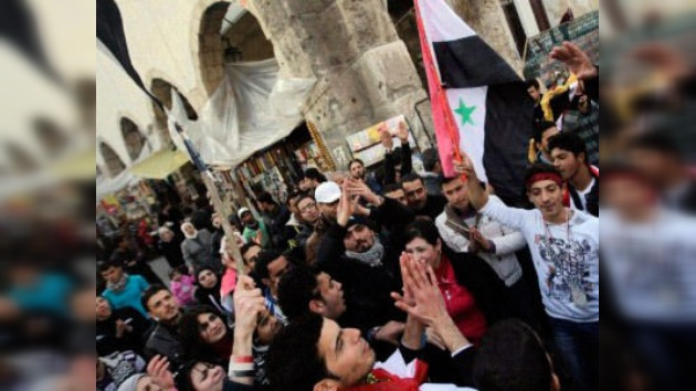 La carta más larga del mundo en apoyo al presidente sirio