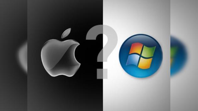 """""""Microsoft es el ejemplo de seguridad, Apple no"""""""