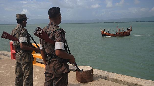 100 personas desaparecidas tras el hundimiento de un barco en Bangladés