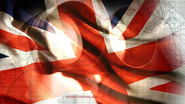 Reino Unido usa su base en Chipre para espiar