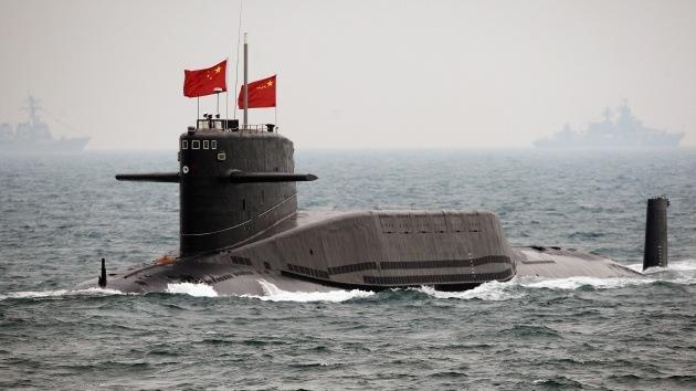 China presenta su nuevo misil lanzado desde submarino