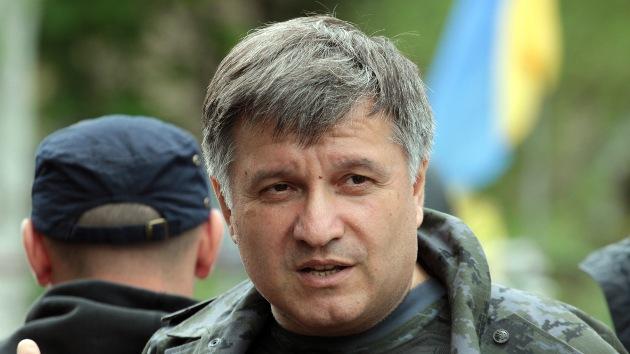 Rusia acusa al ministro del Interior ucraniano de usar métodos de guerra prohibidos
