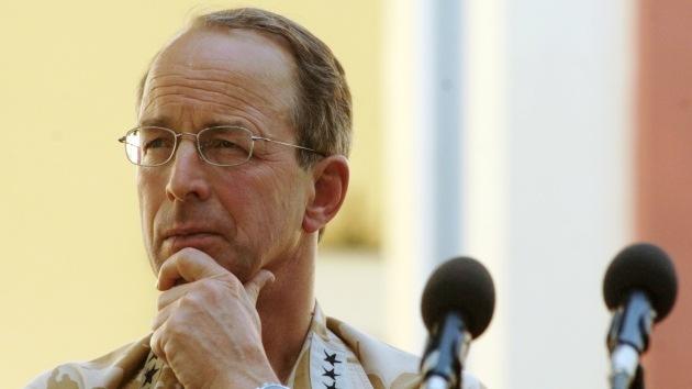 El jefe de la Defensa del Reino Unido admite que podrían intervenir en Siria en unos meses