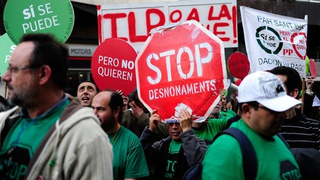 Un desahuciado por deudas hipotecarias se suicida en Murcia