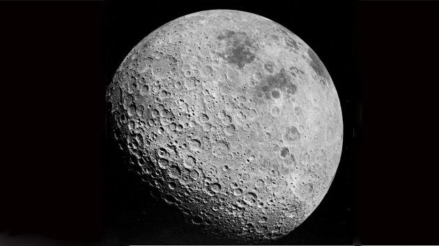 Descubren por qué el lado oculto de la Luna no tiene 'rostro'