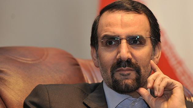 """Embajador iraní en Rusia: """"Irán suministrará petróleo a Rusia en breve"""""""