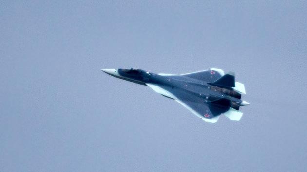 Rusia invita a Brasil a fabricar cazas de quinta generación T-50