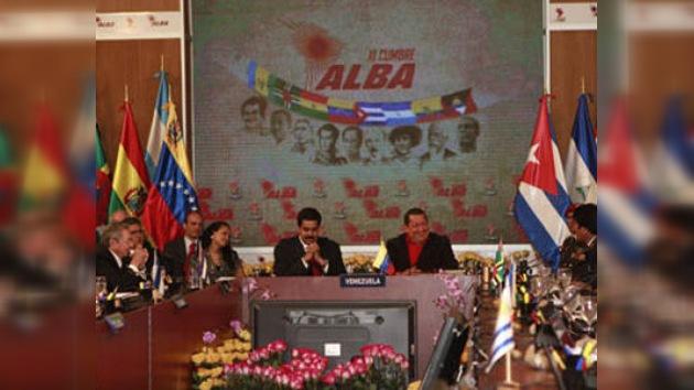 La ALBA cierra su cumbre apoyando a Siria y criticando al Reino Unido