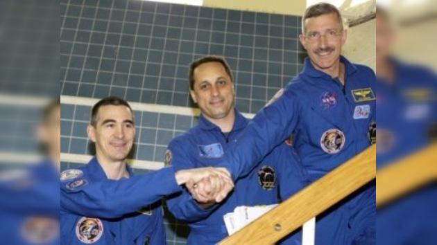 La próxima tripulación de la EEI se prepara para dar el salto al espacio