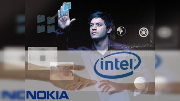 Intel y Nokia desarrollarán interfaces 3D para aparatos móviles