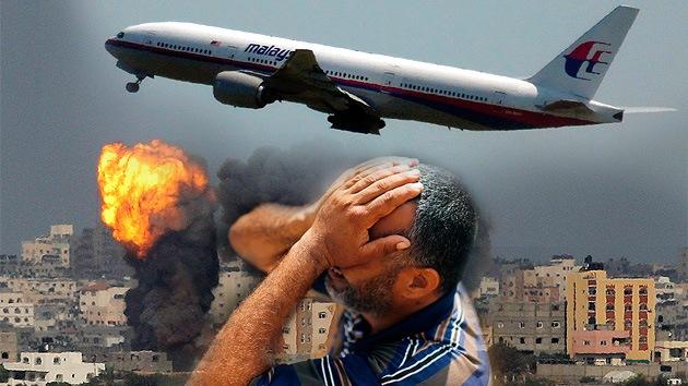 Balance semanal: Accidente en el metro de Moscú, la tragedia del MH17 y Gaza atacada