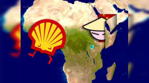 Royal Dutch-Shell vende sus yacimientos en Nigeria por un conflicto militar