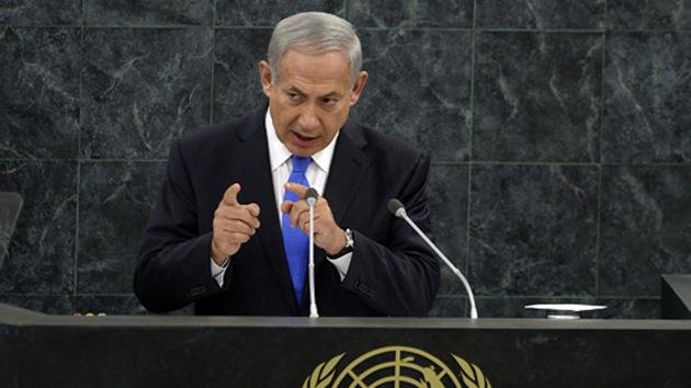 """Netanyahu en la ONU: """"Hay que combinar sanciones con amenazas militares contra Irán"""""""