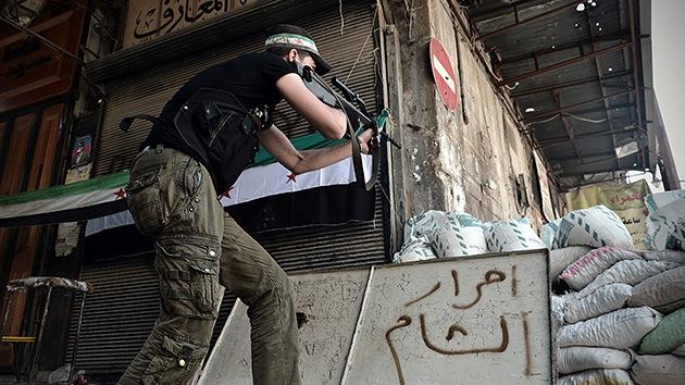 """EE.UU. ya está preparando una """"administración civil"""" para Siria"""