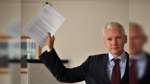Wiki TV: Julian Assange, fichaje estelar de RT