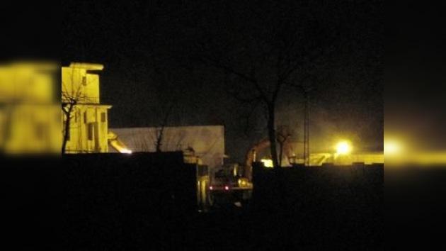 Pakistán derriba la casa donde fue asesinado Osama bin Laden