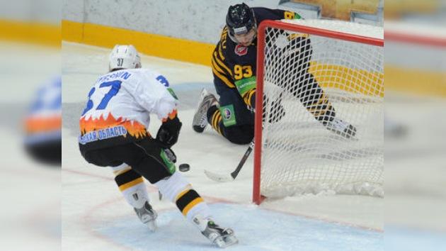 El Atlant retoma el pulso de la Liga Continental de Hockey con una importante victoria