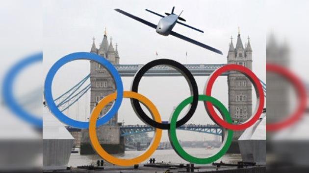 Abandonados en la calle los misiles para la defensa aérea de Londres 2012
