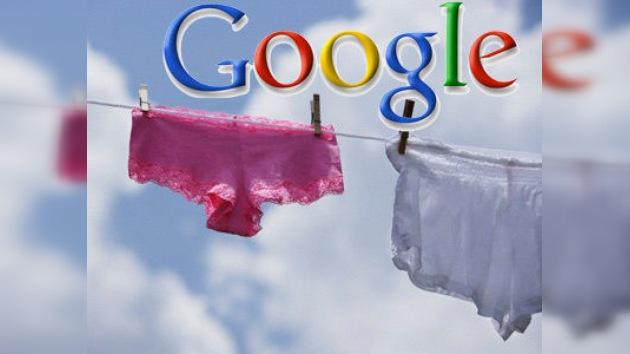 """Google demandada por publicar foto """"con ropa interior"""""""