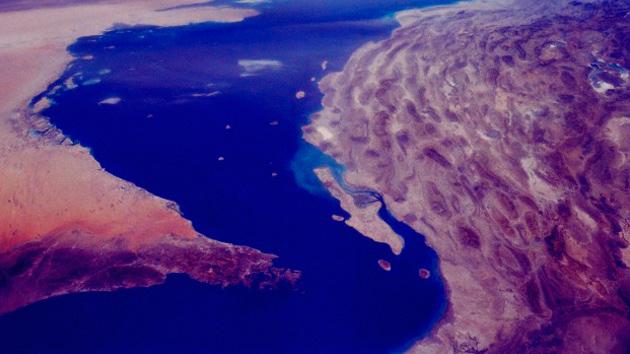 ¿Prepara Irán una catástrofe medioambiental en el Golfo?