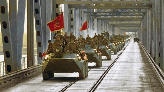 Lecciones soviéticas para EE.UU.: Se cumplen 25 años de la salida de Afganistán