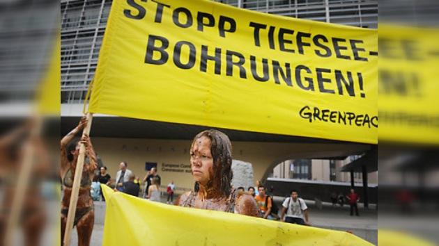 El consorcio británico BP quiere continuar explorando el Golfo de México