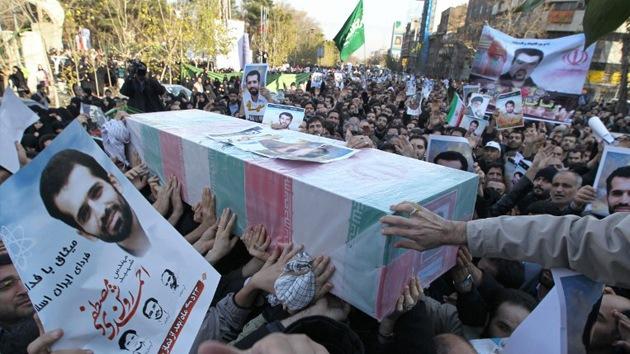 Detenidos en Irán los presuntos asesinos de dos científicos nucleares del país
