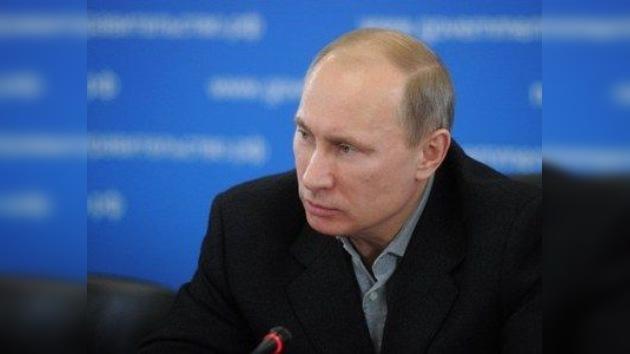 """Putin: """"Una segunda ronda de las presidenciales no me espanta"""""""