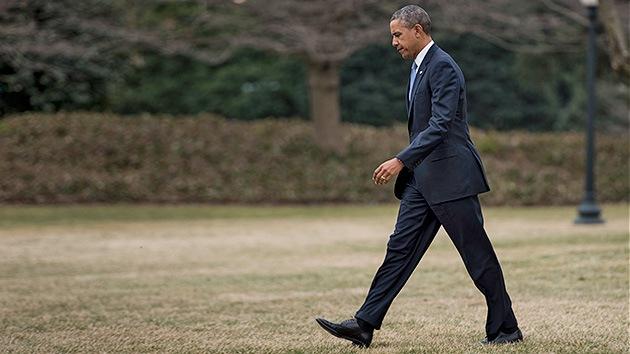 La popularidad de Barack Obama en EE.UU. alcanza un mínimo histórico