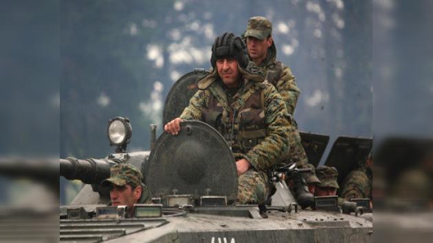 OTAN aprueba reformas georgianas de defensa