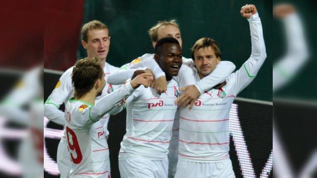 Liga Europa: Lokomotiv cumple en casa y Rubín pierde el liderato