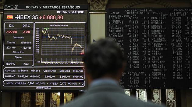Bankia, ¿al borde del colapso?