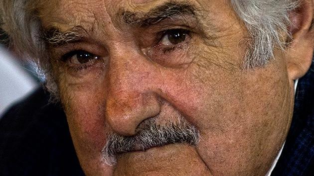 """José Mujica: """"No soy el presidente más pobre, porque tengo lo suficiente"""""""