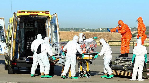 Otra enfermera aislada por sospecha de ébola en un hospital de Madrid