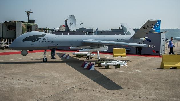 """China: """"Si Japón derriba nuestros 'drones', se considerará un acto de guerra"""""""