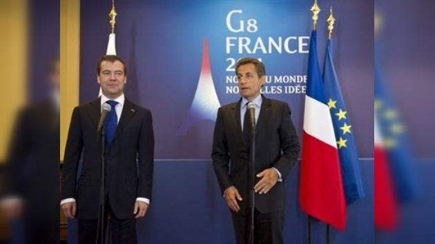 Rusia y Francia crearán un amplio frente de seguridad y prosperidad