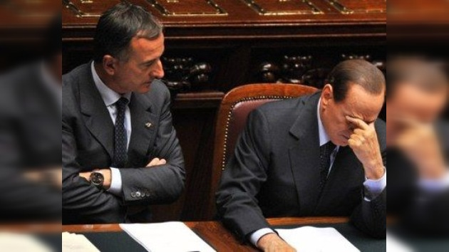 Moody's le baja la nota a la solvencia de Italia