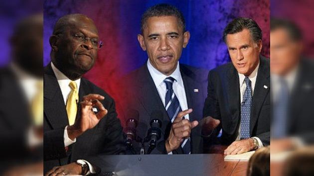 ¿Quién será el rival de Obama en el 2012?