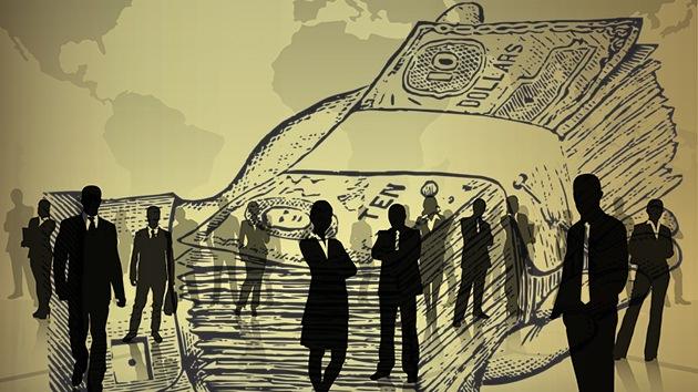 Infografía: ¿Cuáles son las industrias más corruptas del mundo?