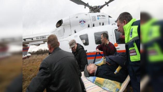 Segundo atentado en los ferrocarriles de Rusia en menos de 72 horas