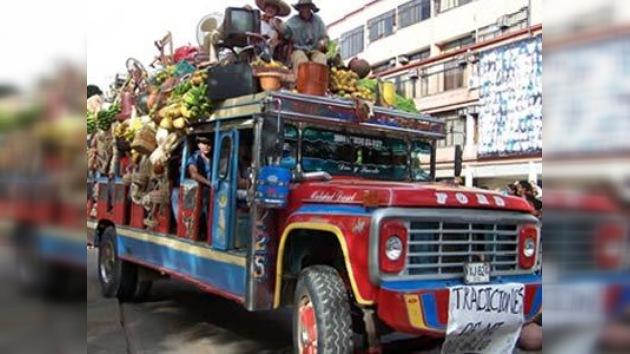 Al menos seis muertos en un accidente de tráfico en Colombia