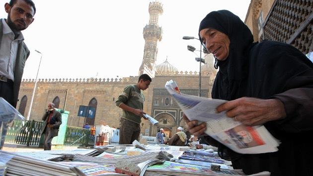 'Caricaturas contra las caricaturas', la respuesta de Egipto a la islamofobia occidental