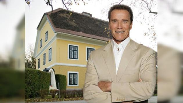 Abre sus puertas la casa museo de Arnold Schwarzenegger en Austria