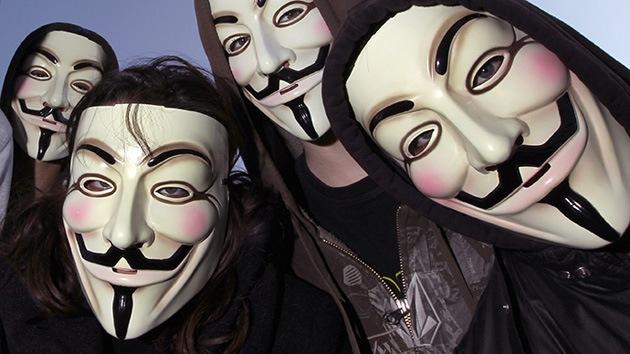 Anonymous dice haber identificado al policía que mató al joven afroamericano en Ferguson